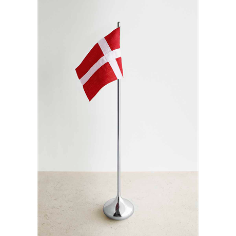 table-flag-danish-h35-silver-coloured-rosendahl