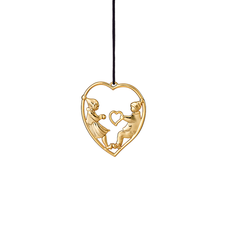 elves-in-a-heart-6-cm-gold-plated-karen-blixen-