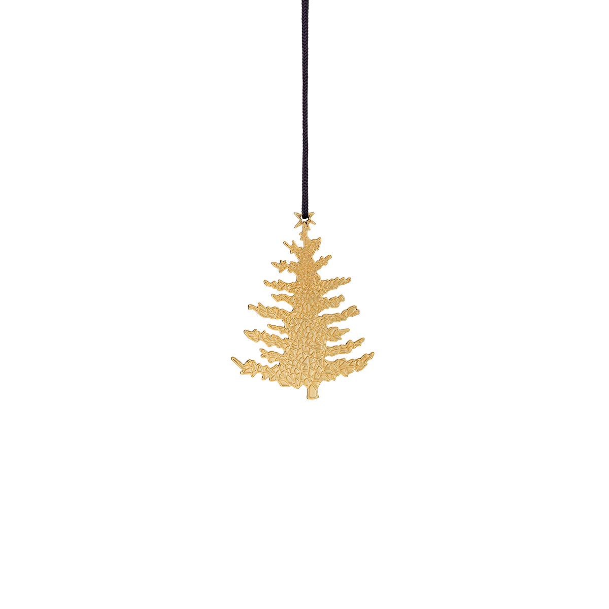 Christmas Tree H0 5 Gold Plated Karen Blixen