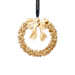 christmas-wreath-h12-5-gold-plated-karen-blixen-