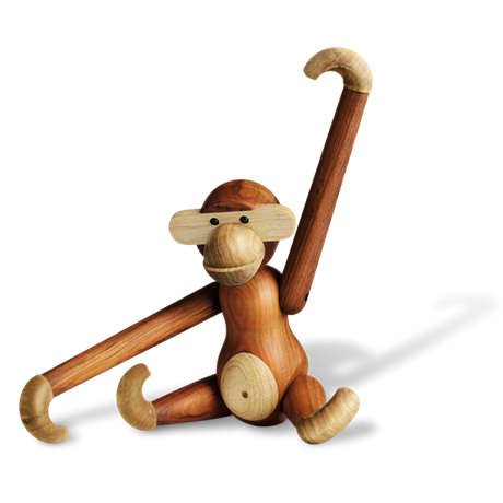 affe-gross-teak-limba-figurer