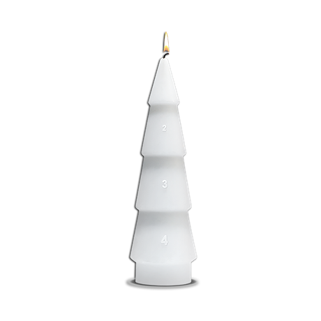 dwl-advent-candle-white-oe9-design-with-light