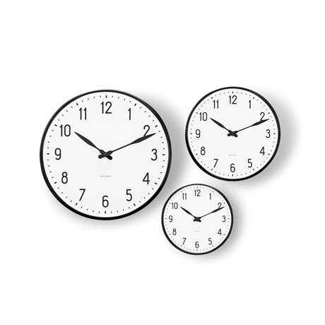 station-wall-clock-oe21-cm-white-black-station