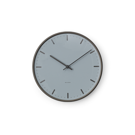 city-hall-royal-wall-clock-oe21-cm-blue-black-arne-jacobsen-city-hall-royal