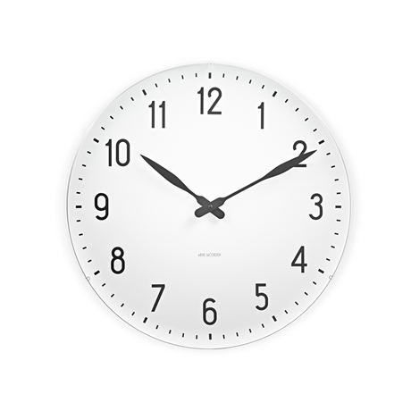 station-wall-clock-oe48-black-white-station