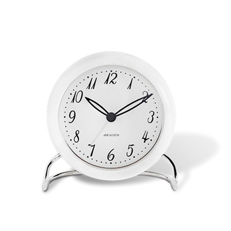 lk-table-clock-oe11-cm-white-arne-jacobsen-lk