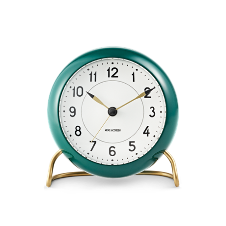 aj-station-table-clock-green-white-oe-11-cm-alarm-arne-jacobsen---table