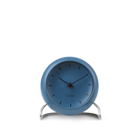 city-hall-table-clock-oe11-cm-stone-blue-arne-jacobsen-city-hall