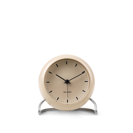 city-hall-table-clock-oe11-cm-sandy-beige-arne-jacobsen-city-hall