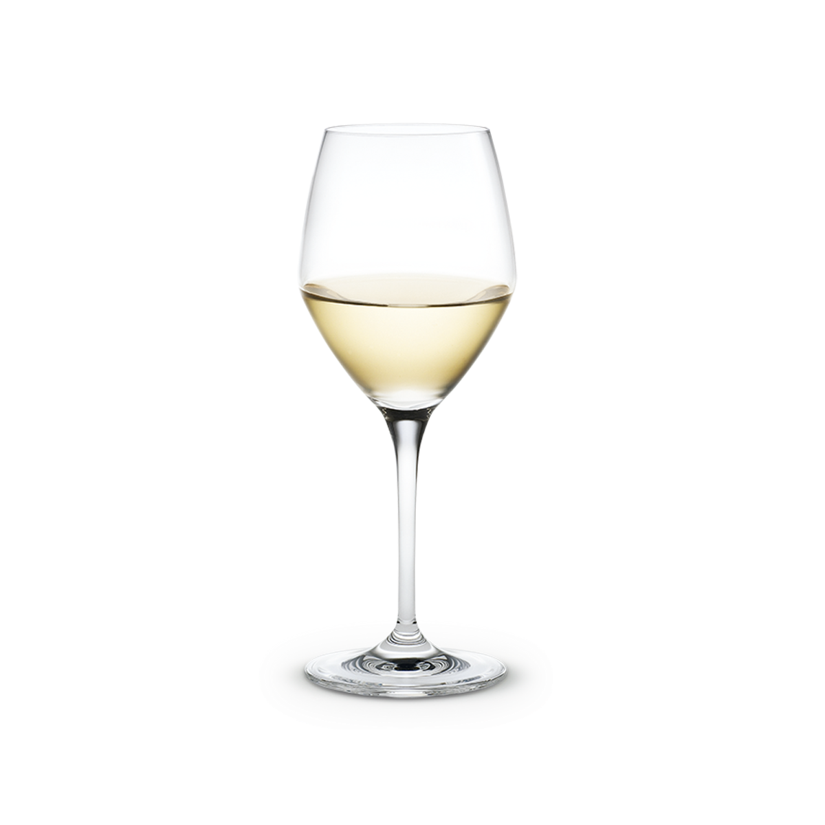 Perfection white wine glass 25 cl gift box with 6 glasses holmegaarddk - Beaker wine glasses ...