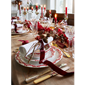guirlande-christmas-plate-red-oe28-5-cm-christmas-dinnerware