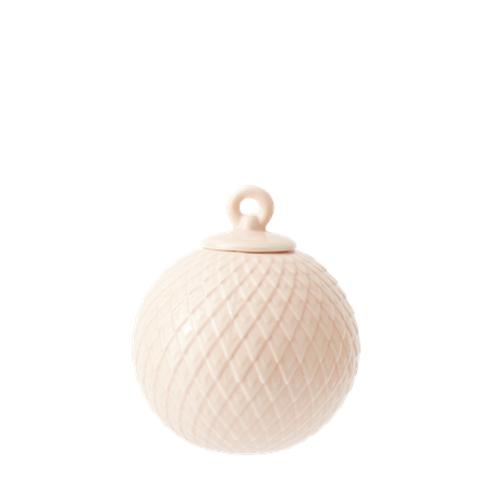 rhombe-decoration-bauble-oe7-cm-nude-porcelain-rhombe