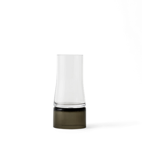 joe-colombo-vase-h18-klar-smoke-brown-mundblaest-glas-joe-colombo