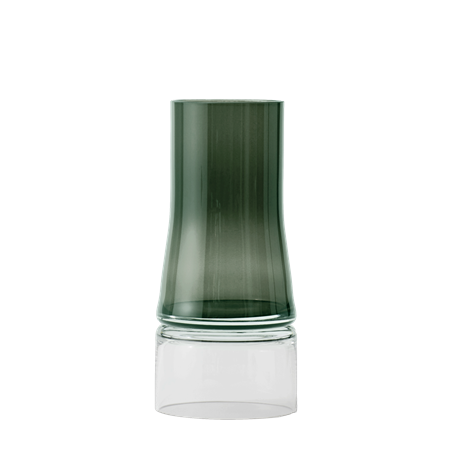 joe-colombo-vase-h22-copenhagen-green-klar-mundblaest-glas-joe-colombo