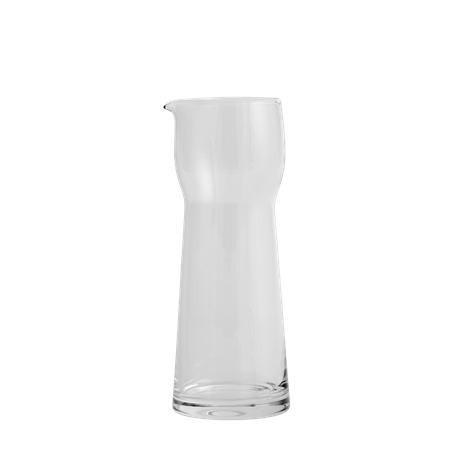 ab-c-carafe-90-cl-clear-mouth-blown-glass-axel-brüel