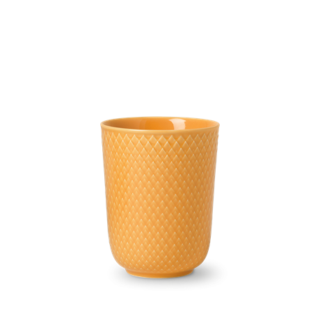 rhombe-color-mug-33-cl-yellow-porcelain-