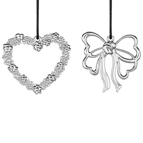 set-flowerheart-and-bow-h7-silver-plated-karen-blixen-