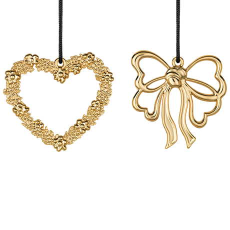 set-flowerheart-and-bow-h7-gold-plated-karen-blixen-