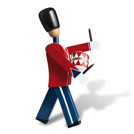 drummer-red-blue-white-