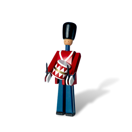 drummer-red-blue-white-figurer