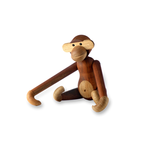 monkey-small-teak-limba-figurer