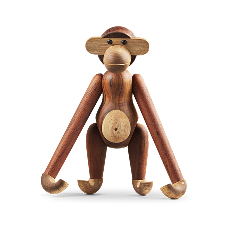 monkey-medium-teak-limba-figurer