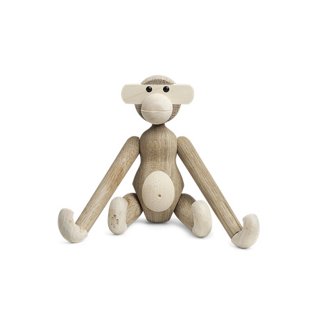 monkey-small-oak-maple-kay-bojesen