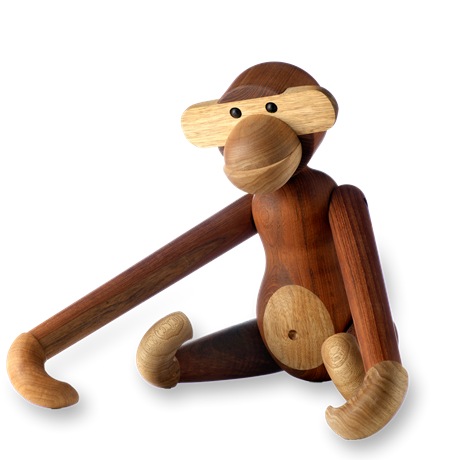 monkey-large-teak-limba-figurer