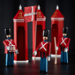 sentry-box-red-white-
