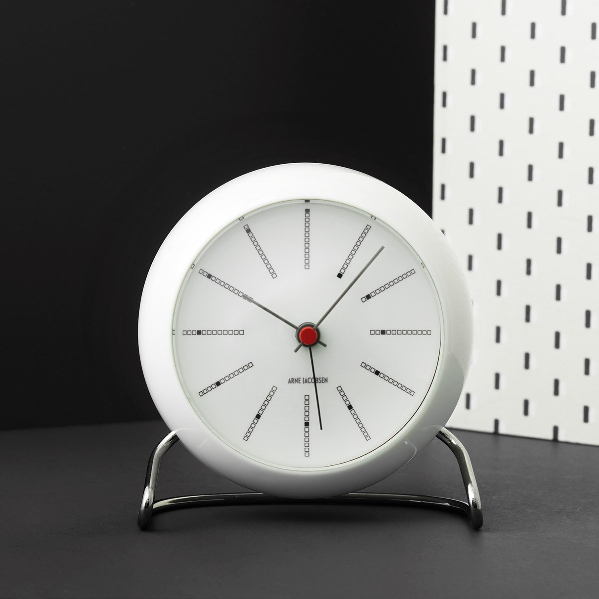 Arne Jacobsen Wall Table Clock