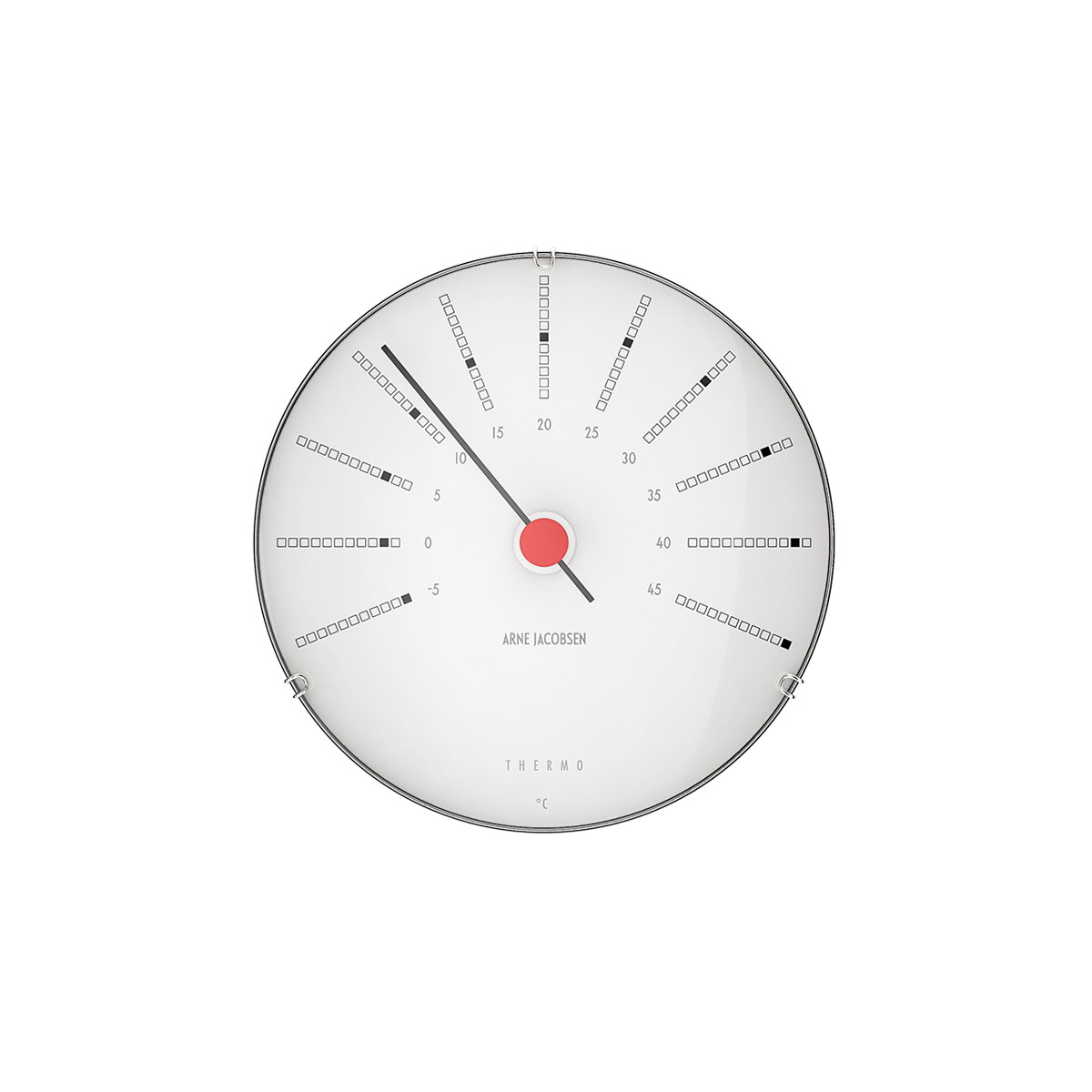 Arne Jacobsen Wall Weather Station Thermometer