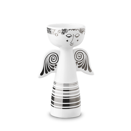 lucia-tealight-holder-angel-silver-h13-5-lucia