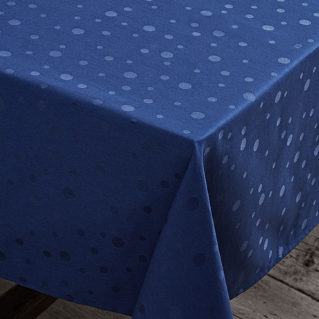 dot-damask-dug-moerk-blaa-140x180-cm-dot